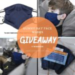 Sunny Bay Cloth Face Masks Giveaway (5 Winners ~ Ends 10/31) @SunshinePillows @HomeJobsByMom